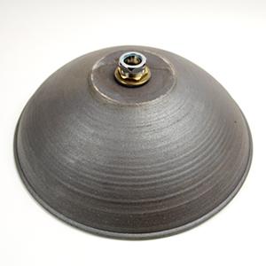 渦巻き模様手洗い鉢【中型サイズ】信楽焼き手洗器!陶器の手水鉢[tr-3179]