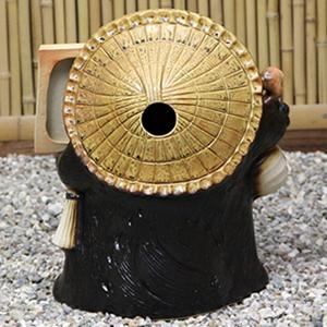 信楽焼きたぬき 13号表札狸 陶器タヌキ[ta-0252]