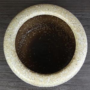 信楽焼10号窯変火鉢!陶器ひばち/手焙/手あぶり/信楽焼ひばち【hi-0028】