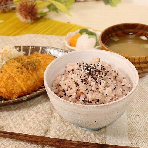 信楽焼 潮騒(ブルー)飯碗 w312-01