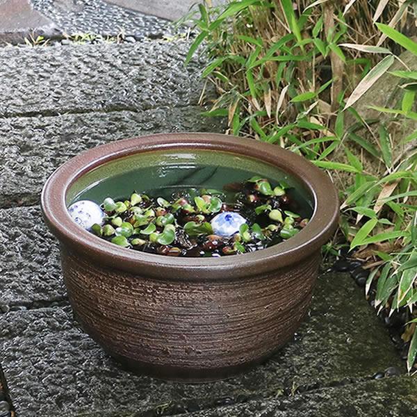 15号松皮水鉢