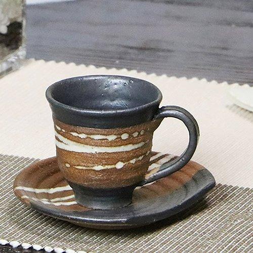 信楽焼 ショコラ コーヒーカップ