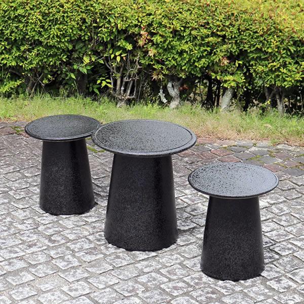 テーブルセット 陶器テーブル 信楽焼
