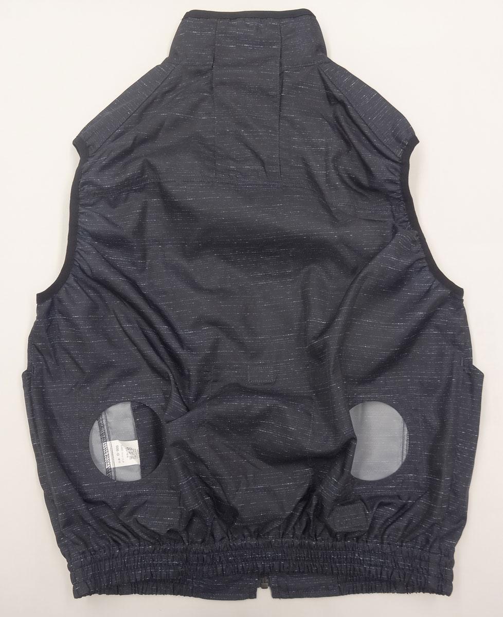 Dickies空調風神服エアマッスルベストD-909 フルセット(ファン、バッテリー付)ファン付き