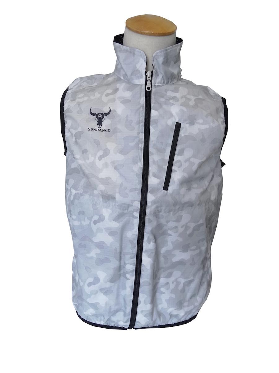 SUNDANCE 空調ベスト BS-1901フルセット空調服 ベスト 熱中症対策 空調服 ベスト フルハーネス着用可能 空調服