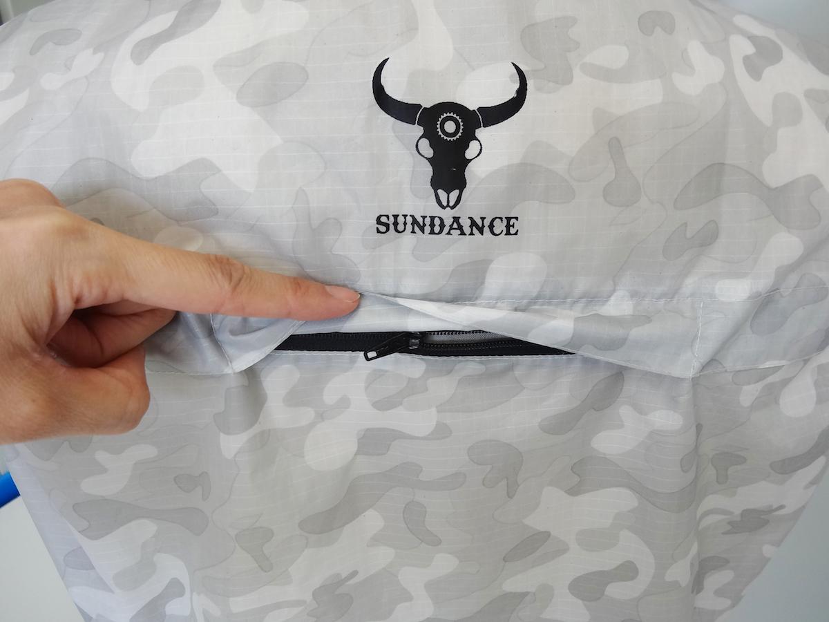 SUNDANCE 空調ベスト BS-1901 洗い替えにオススメ ベストのみ