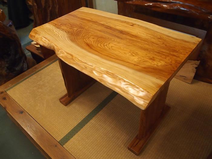 屋久杉自然デスク・テーブル150
