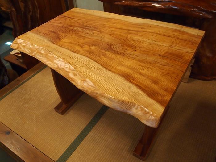 屋久杉自然デスク・テーブル151