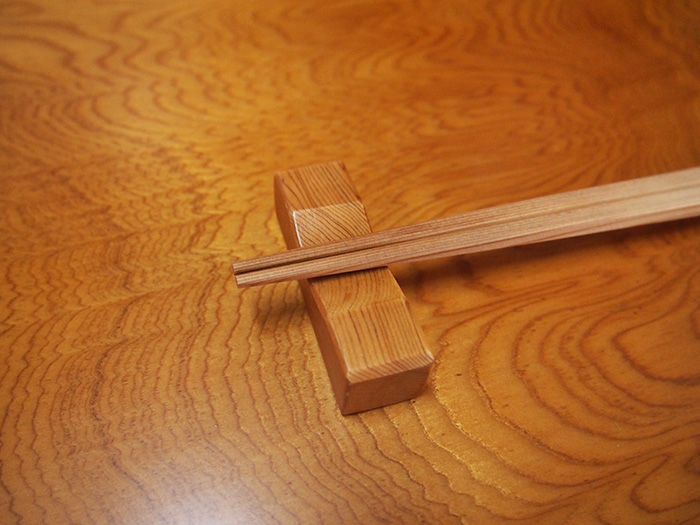 屋久杉箸(袋入り)