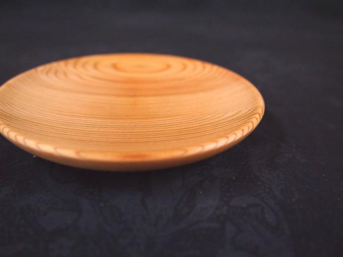 屋久杉銘々皿