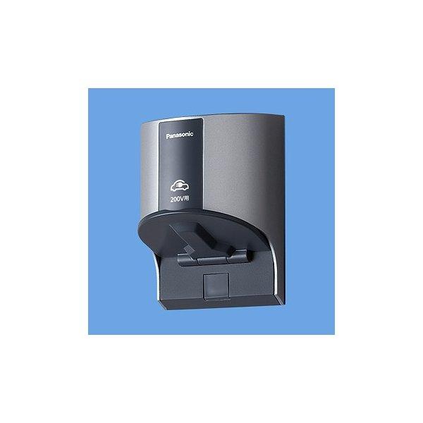 パナソニック [EV・PHEV充電用] 屋外コンセント 200V用 露出・埋込両用 WK4322