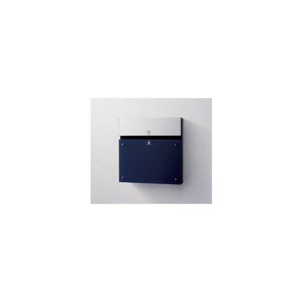 Panasonic  戸建住宅用宅配ポスト コンボ-エフ(ネイビーブルー色) CTCR2153D