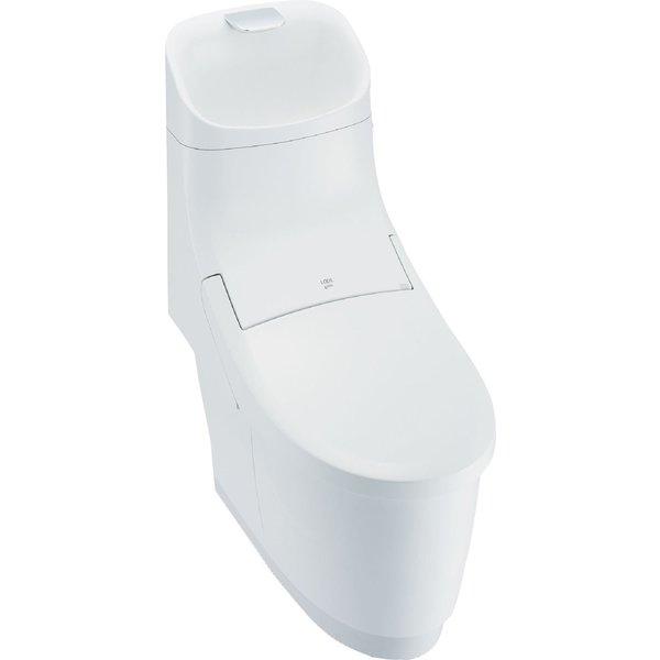 LIXIL プレアスHSタイプリトイレ 床排水 寒冷地/グレードCHR5 YHBC-CH10H_DT-CH185AH