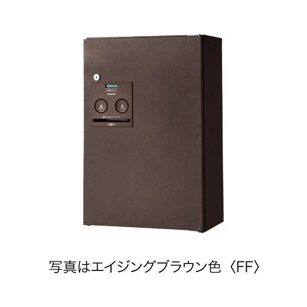 Panasonic  戸建住宅用宅配ポスト コンボ ハーフタイプ 右開き CTNR4030R/TB〜MA
