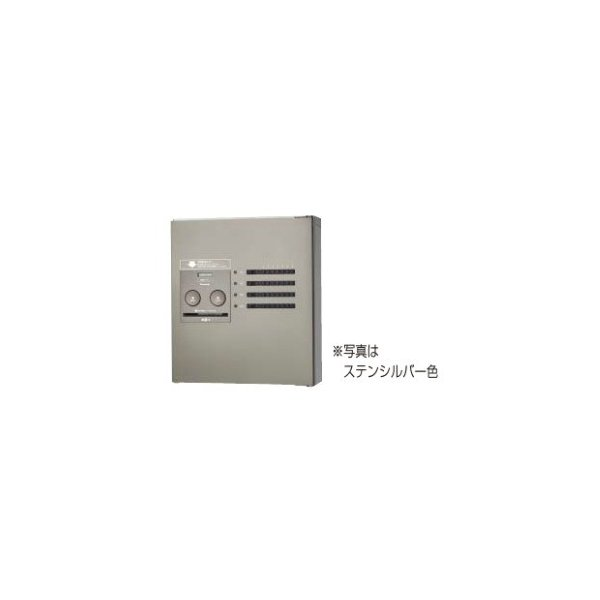 Panasonic  集合住宅用宅配ボックス コンボ-メゾン コンパクトタイプ (共用使い/4錠) 右開き CTNR4440R/TB〜MA