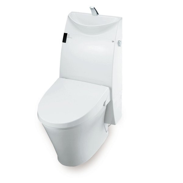 LIXIL アステオ 床上排水 一般地/手洗付/グレードA6 YBC-A10P_DT-386J
