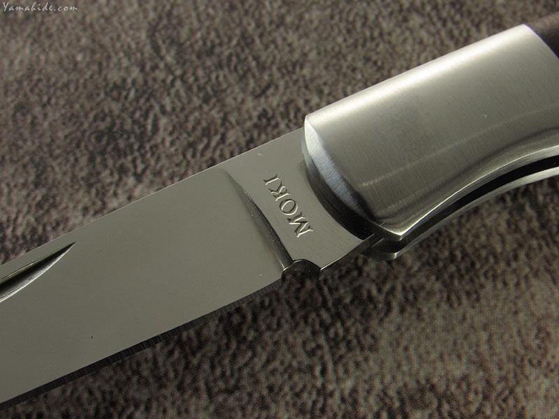 モキナイフ MK-644I 限定ロックバック VG-10 アイアンウッド フォールディングナイフ,Moki Knife