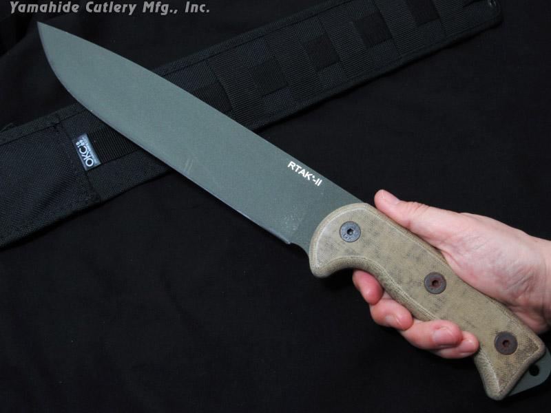 オンタリオ 8669 RTAK-2 シースナイフ,ONTARIO Knife