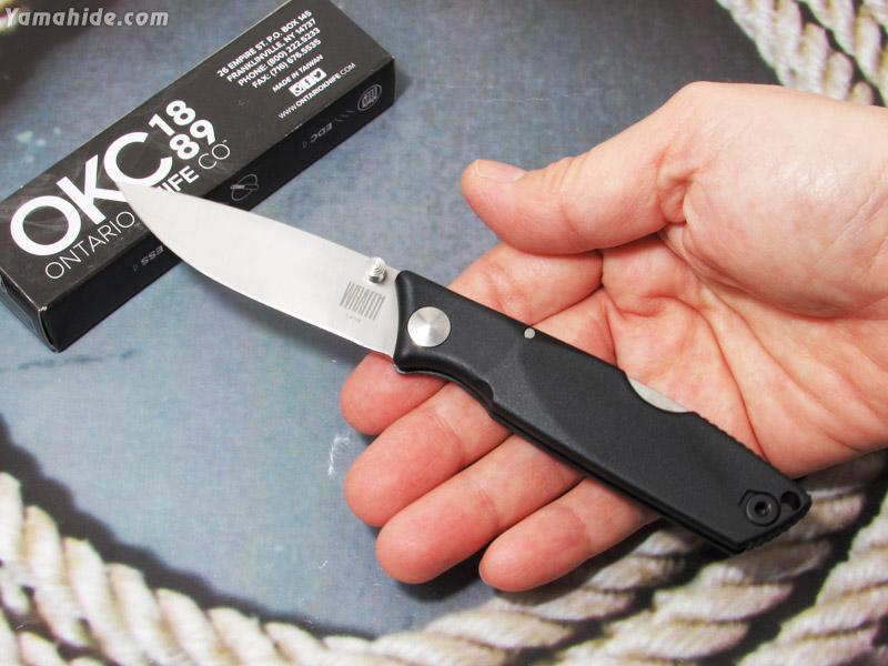オンタリオ 8798 レイス 折り畳みナイフ,ONTARIO OKC Wraith Knife