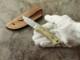 .吉川 英治 作 0103 リトルベビー ユーティリティ VINO-1 ビックホーン シースナイフ / Eiji Kikkawa ,Little Baby Utility ,Sheath knife
