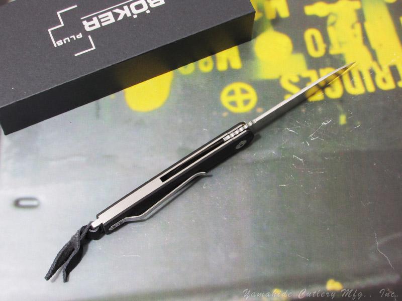 ボーカー プラス 01BO078 LRF ,G10 ,折り畳みナイフ,BOKER Plus 松野寛生デザイン