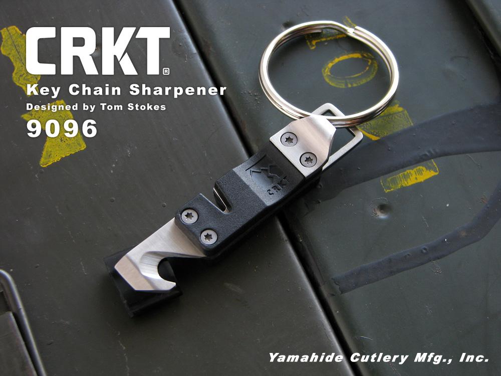 CRKT 9096 キーチェーン・シャープナー,コロンビアリバーナイフ&ツール