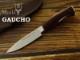 ムエラ GAUCHO-12R ガウチョ 120mm パッカーウッドハンドル アウトドア包丁,MUELA