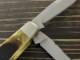 ケース 83145 サドルホーン モラセスボーン スリップジョイント 折り畳みナイフ,Case Molasses Bone Sawcut Jig Saddlehorn