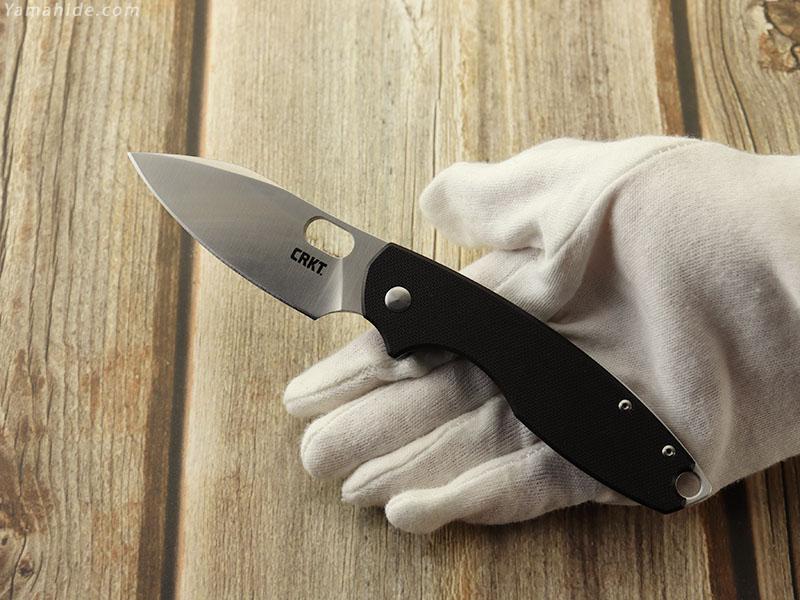 CRKT 5317 ピラー3 折り畳みナイフ,コロンビアリバーナイフ&ツール PILAR