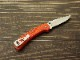 バック BU112ORS スリムセレクト オレンジ 折り畳みナイフ,Buck 112 Slim Select Knife