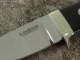 宍戸 克麿 作 0102 ケーパー ATS-34 ブラックマイカルタ シースナイフ,Katsumaro Shishido Custom knife