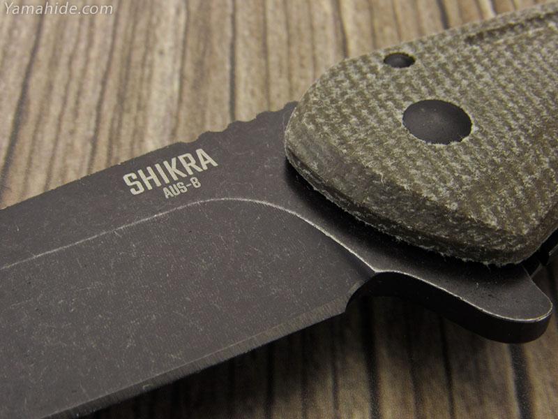 オンタリオ 8599 シクラ 折り畳みナイフ,ONTARIO Shikra folder