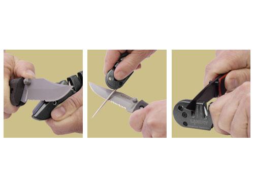 ランスキー PS-MED01(LS52) ブレードメディック 簡易シャープナー ,Lansky Blade Medic