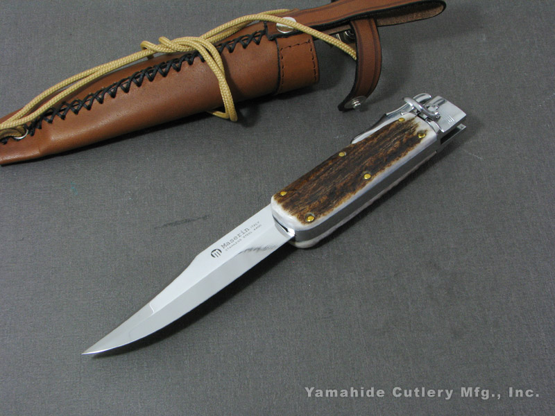 マセリン 179/CV ロールアップヒルトMaserin HUNTING KNIFE