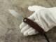 松野 寛生 作 LRF05-L リングギジー 折り畳みナイフ,Kansei Matsuno Custom Knife