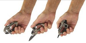 CRKT 9070 グッピー ビーズブラスト(グレー),コロンビアリバーナイフ&ツール Guppie