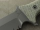 クリス・リーブ PAC-1001 パシフィック シースナイフ,Pacific Clip Point Sheath Knife,Chris Reeve