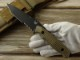 ベンチメイド 141SBKSN ニムラバス Tポイント サンドカラー 直波コンビ刃 シースナイフ,BENCHMADE Nimravus Serrated Tanto Sand color handle