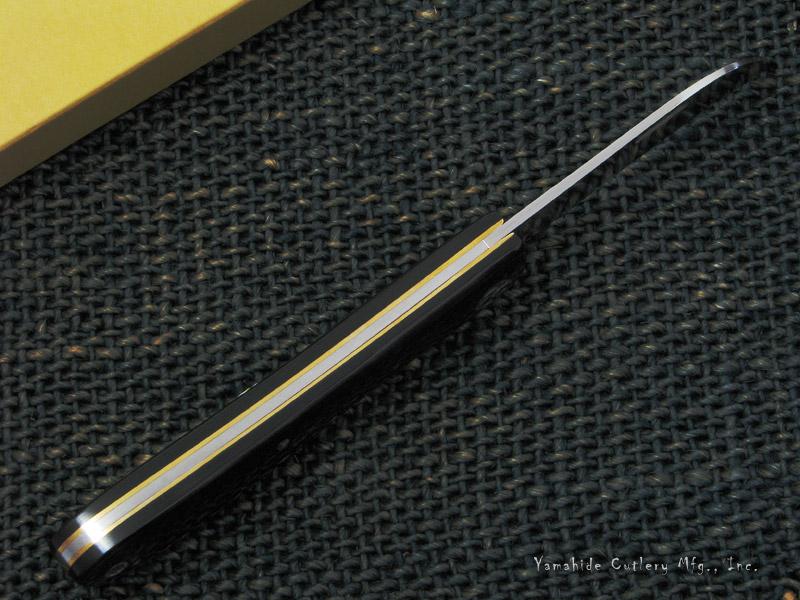 タックブレード FG-120PR フローリストナイフ 赤バラ ハンドプリント,TAKBLADE Florist Knife