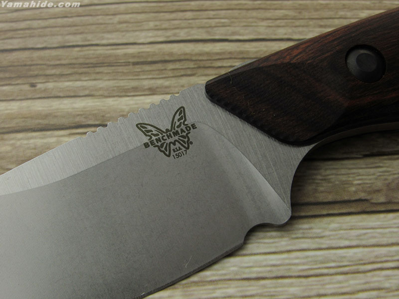 ベンチメイド 15017 ヒドゥン キャニオン ハンター ウッド ,シースナイフ ,BENCHMADE Hidden Canyon Hunter