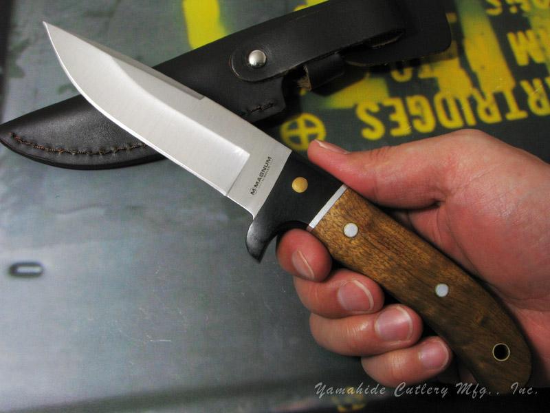 ボーカー マグナム 02GL683 エルクハンター シースナイフ ,BOKER Magnum Elk Hunter