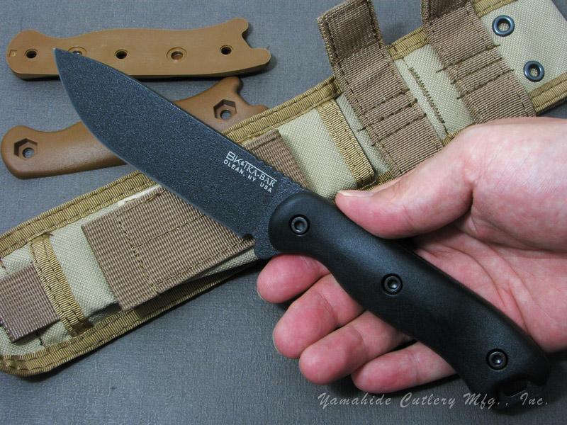 ケーバー BK16 ショートベッカー ドロップポイント シースナイフ,KA-BAR BKR16