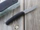 マセリン 380/EB グルメ エボニー 折り畳みナイフ,Maserin GOURMET Ebony folding knife
