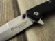 マセリン 46006G10N スポーツ フリッパー ライナーロック 折り畳みナイフ,Maserin Sport folding knife