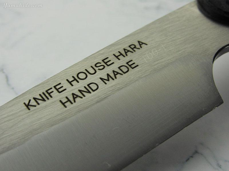 .原 幸治 作 インプレス エアーステップ ブッシュクラフトナイフ,Koji Hara  Custom Knife