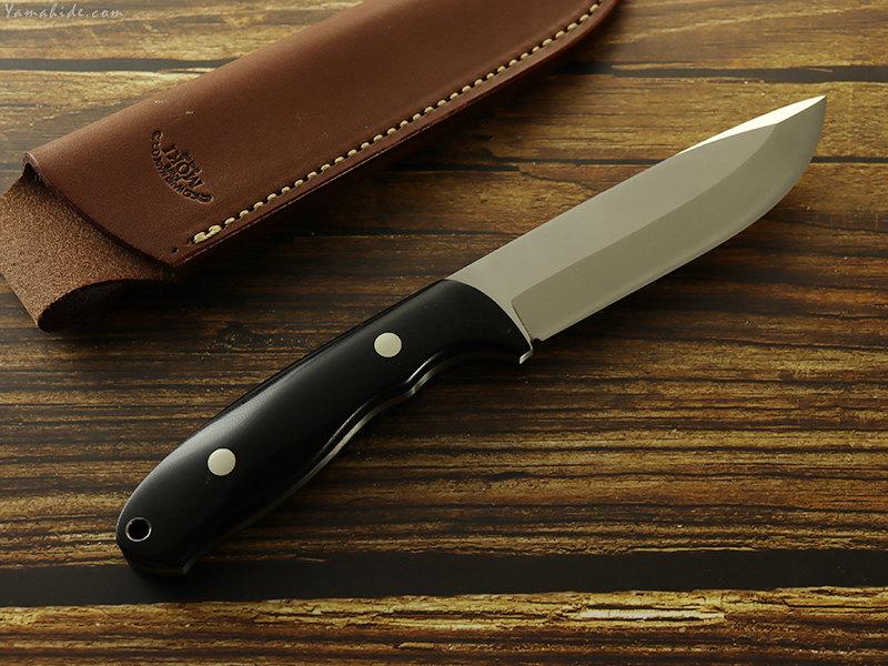 モキナイフ  MK-2020BM/CO  Berg(バーグ) コンベックス ブラック ブッシュクラフトナイフ ,Moki Knife