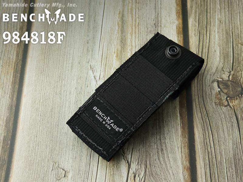 ベンチメイド 984818F モール フォルダー ポーチ,BENCHMADE MOLLE Folder Pouch
