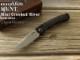 .ベンチメイド CU15085-SS-20CV ミニ クルックドリバー 山秀80周年記念 限定モデル 折り畳みナイフ,BENCHMADE  Mini Crooked River Limited 80th Anniversary