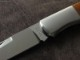 モキナイフ  MK-533ANZ  クロノス  中  スタッグボーン 折り畳みナイフ,Moki Knife