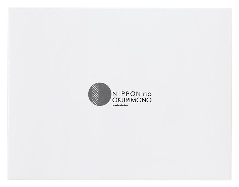 NIPPON no OKURIMONO~漆今(しっこん)~フェイスタオル2P